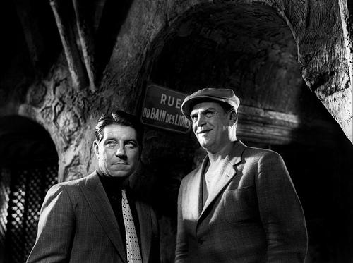 Still from the 1936 film Pépé le Moko starring Jean Gabin