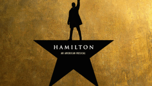 Promotional Image from the Musical Hamilton