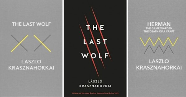 Cover of the Last Wolf by Lázló Krasnahorkei