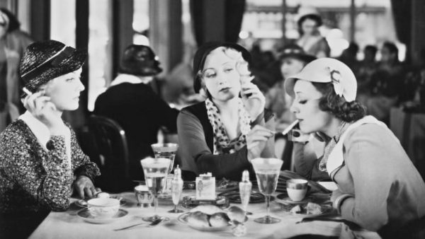 Still from the movie Three on a Match (1932)