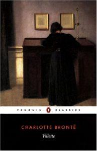 Cover of a Penguin edition of Charlotte Brontë's novel Villette