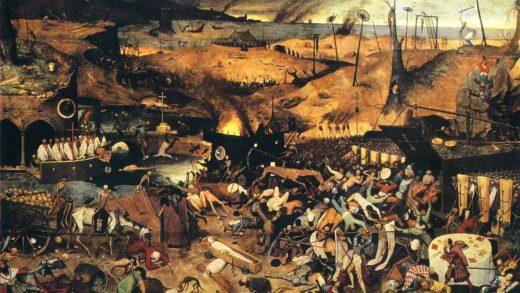 Brueghel's The Triumph of Death