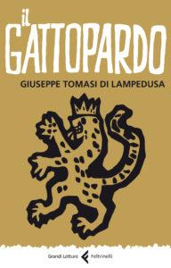 Cover of an Italian edition of The Leopard (Il Gattopardo)