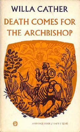 Vintage edition of Death Comes for the Archbishop