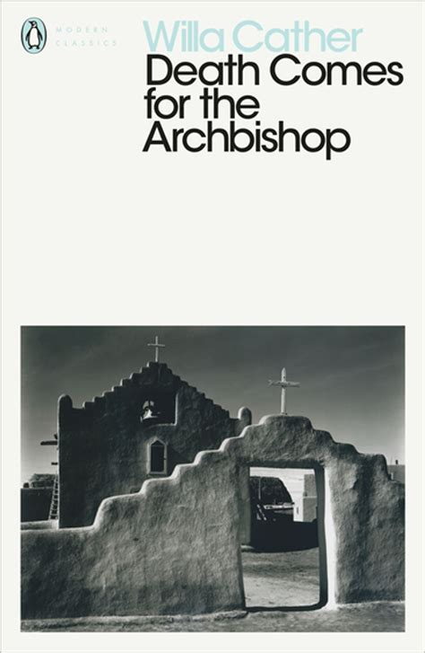 Penguin Edition of Death Comes for the Archbishop