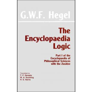 Hegel's Encyclopedia Logic Hackett cover