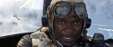 Still from the climatic final scene of Red Tails (2012)