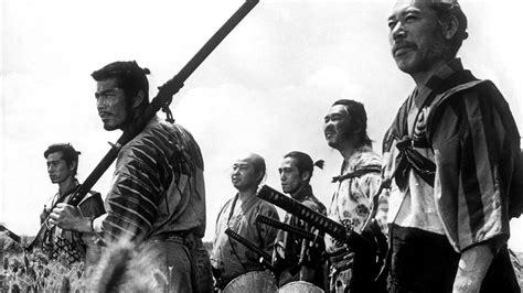 Still from Seven Samurai  (1954)