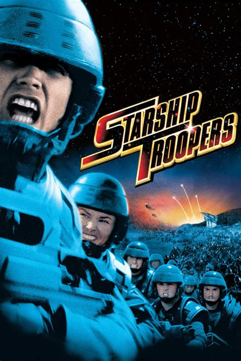 Poster for Starship Troopers (1997)