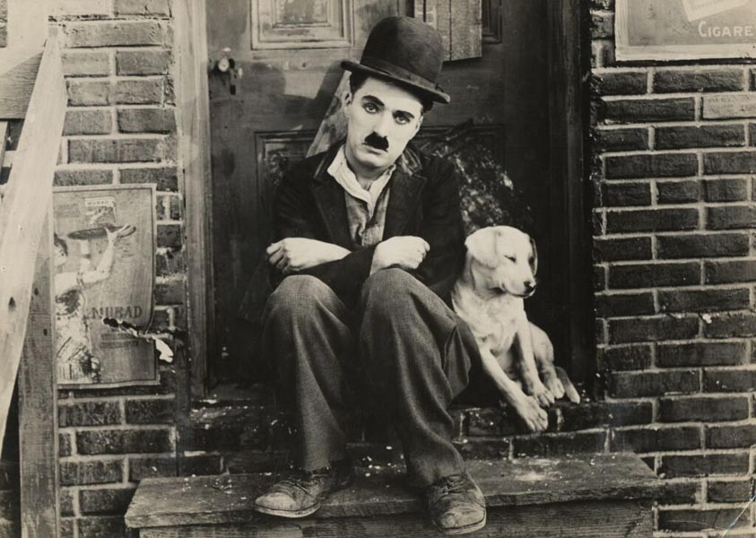A Dog's Life (1918) with Charlie Chaplin