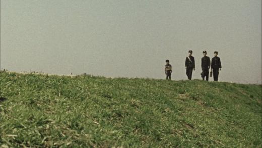 Still from Yasujiro Ozu's Good Morning