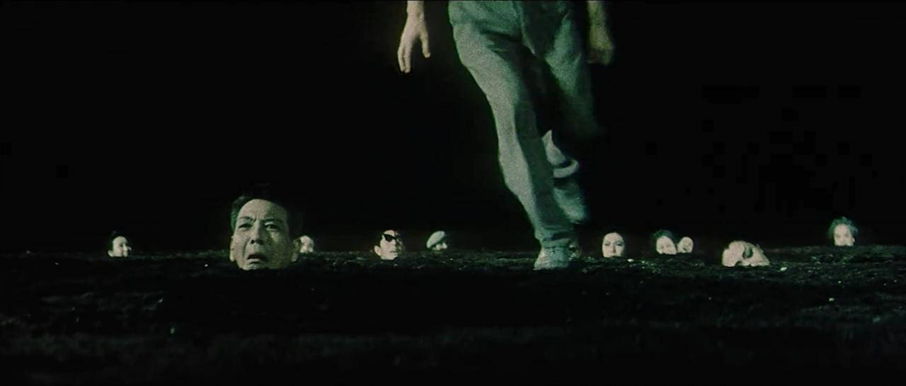 Still from Jigoku (1960)
