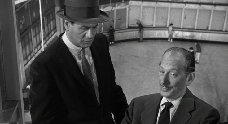 Still from The Lineup (1958)