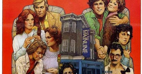 Poster for 1977 film Between the Lines