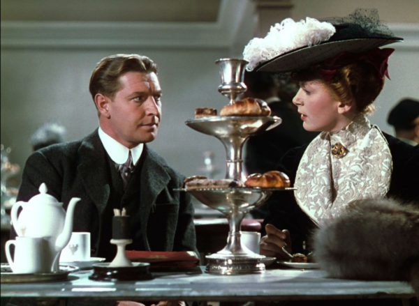 Still from the Life and Death of Colonel Blimp — consumption
