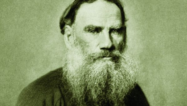 Lev Tolstoy, author of War and Peace and advocate of reading slowly