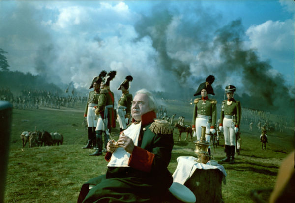 Still from War and Peace. If only Kutuzov had been ad advocate for reading slowly!