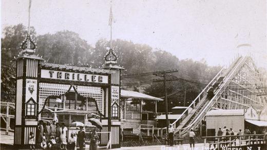 Signac New Jersey Amusement Park