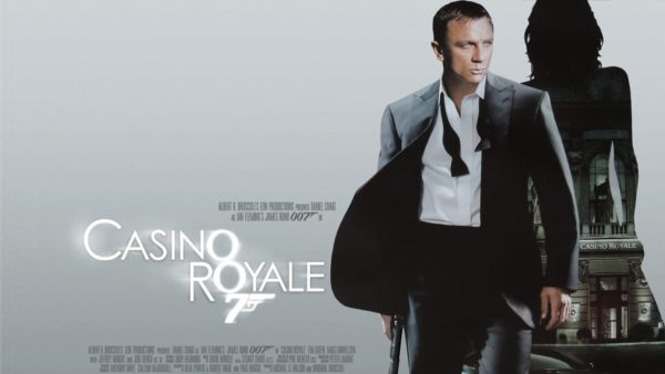 Poster from the film Casino Royale (2006)