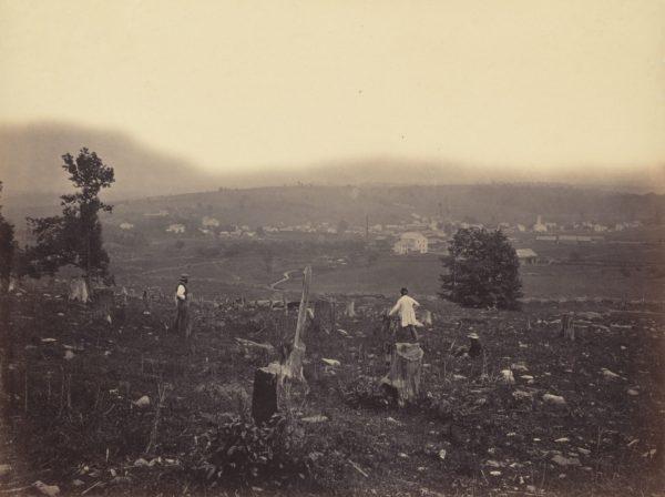 return of the repressed? 19th century America