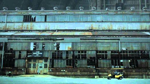 Synecdoche, New York final scene still