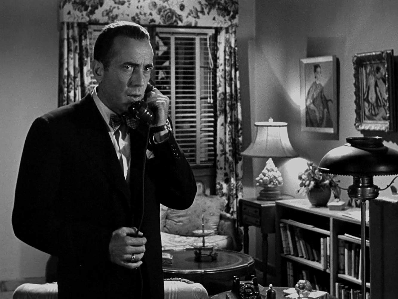 Still from In a Lonely Place