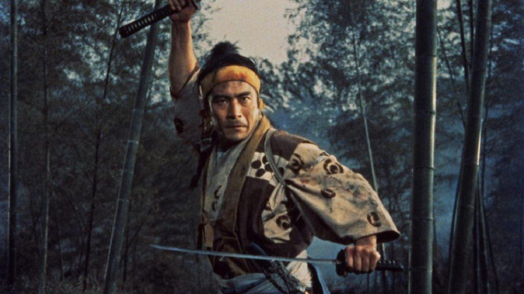 Toshiro Mifune as Musashi Miyamoto