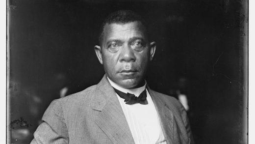 1901 image of Booker T. Washington