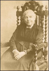 Harriet Ann Jacobs, author of Incidents in the Life of a Slave Girl