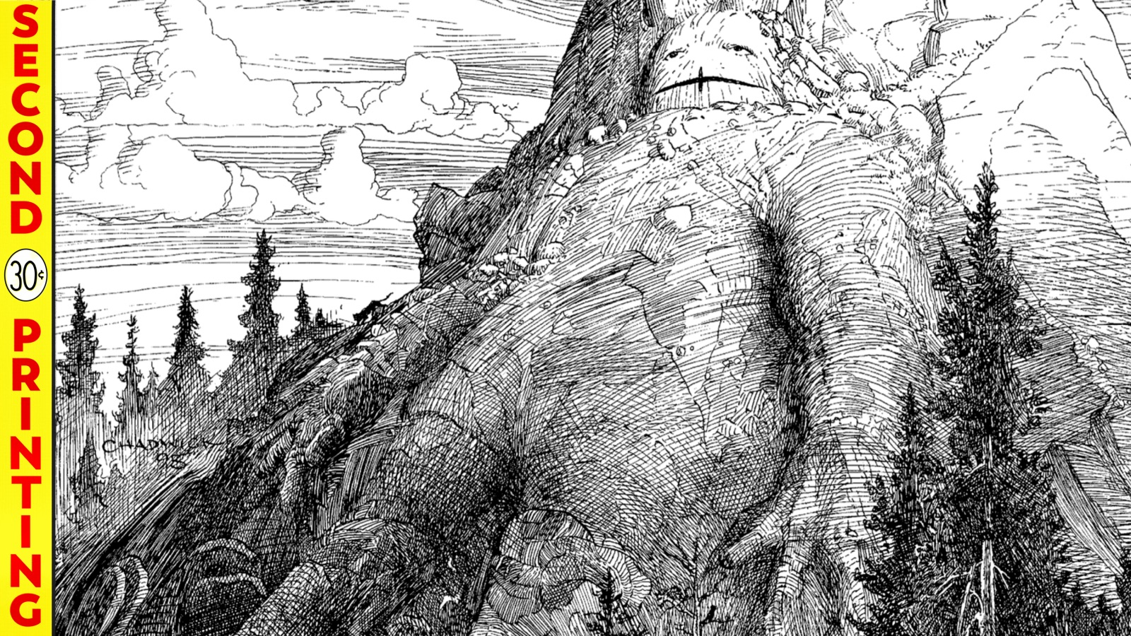 Concrete, by Paul Chadwin: read