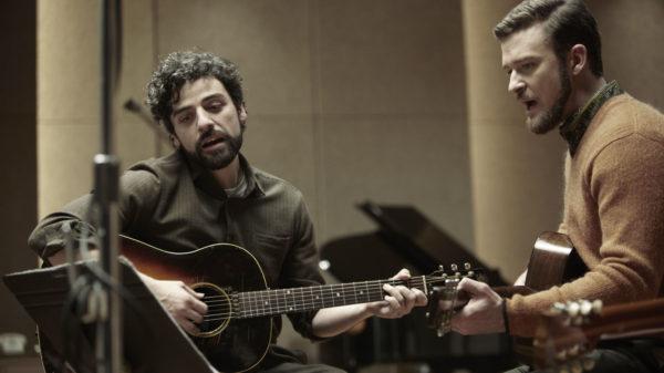 Oscar Isaac and Justin Timberlake: Inside Llewyn Davis (2013)