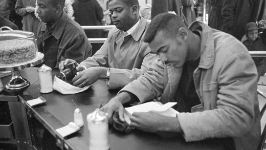 The Durham 1960 Sit-in long after Washington's life