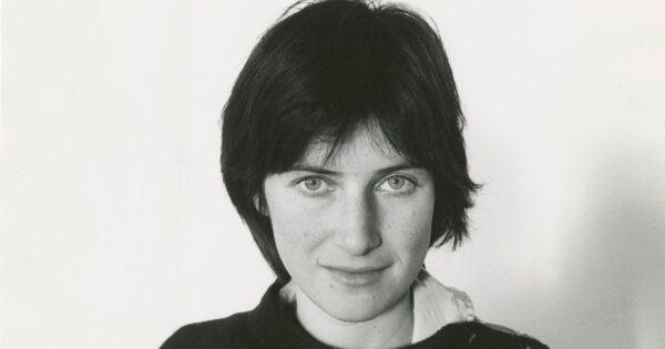 Portrait of filmmaker Chantal Akerman