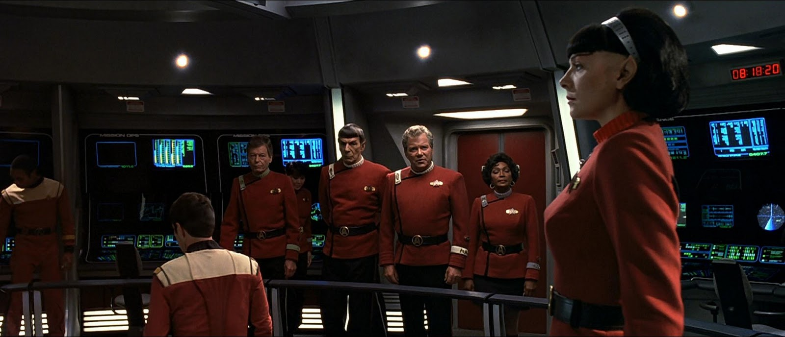 Star Trek VI (1991), which I watched during the month of May