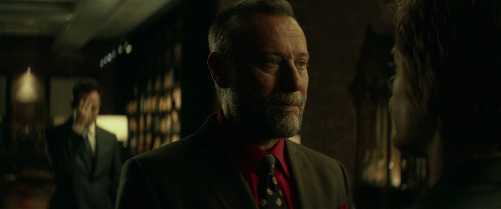 """Michael Nyquist plays the """"villain"""" in John Wick (2014) and gets to say Baba Yaga about a dozen times"""