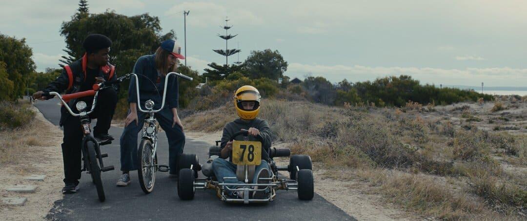 Still from the film Go Karts (2019)